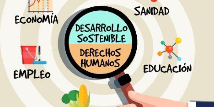 desarrollo sostenible - derechos humanos
