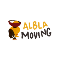 ALBLA MOVING logo